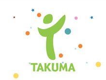 Takuma welcome and close animation