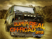 Super Real Offroad Game
