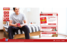 Nescafe Website